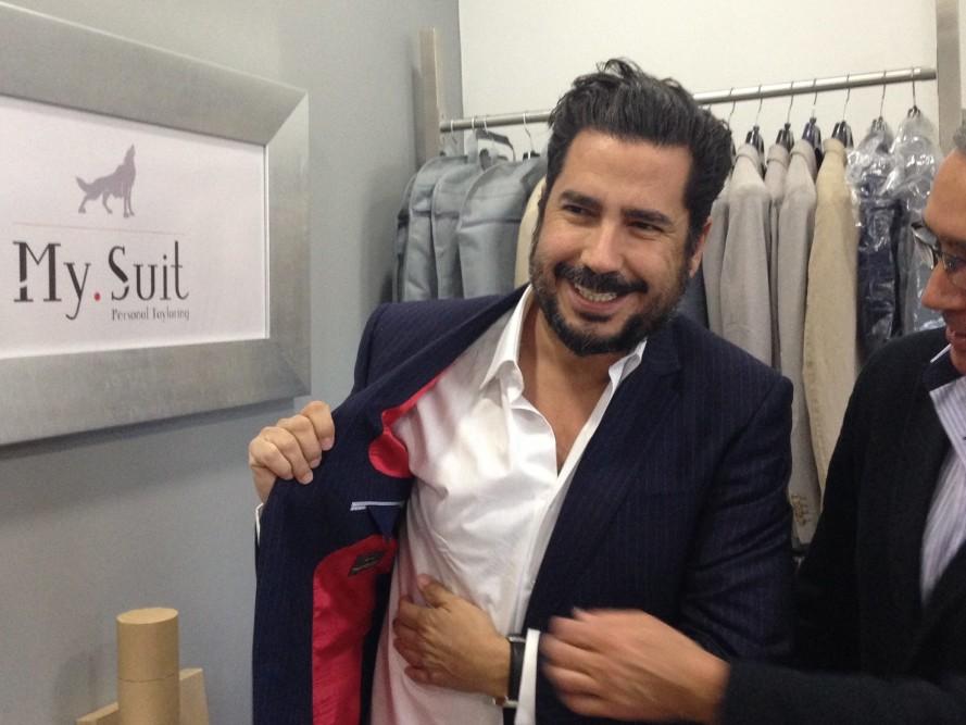 My.Suit veste Luis Pedro Nunes para o Eixo do Mal.