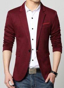 Como usar um blazer slim fit