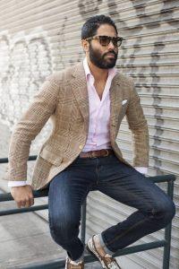 Como usar um blazer - personalize o seu estilo